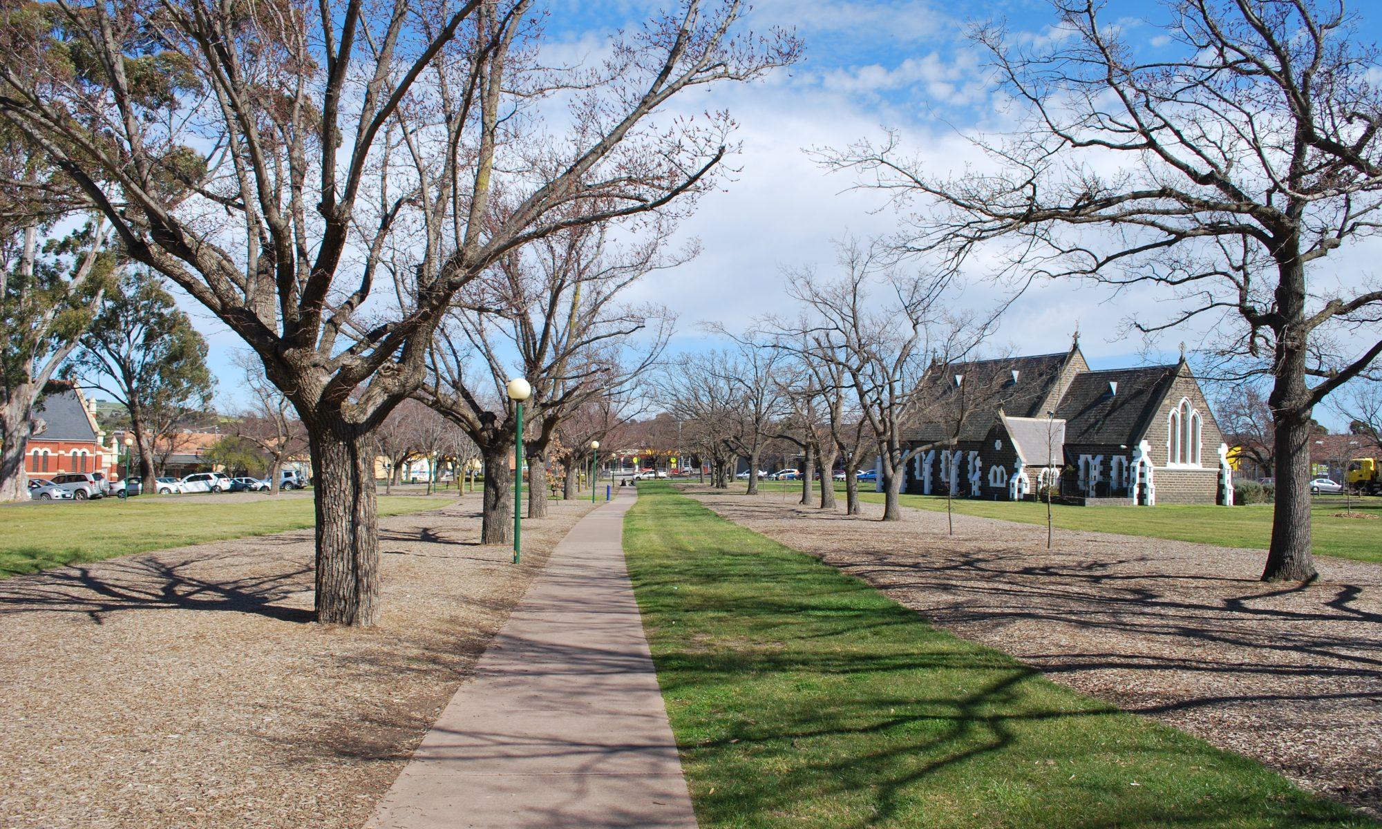 Sunbury Village Green